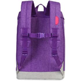 Herschel Retreat rugzak Kinderen violet